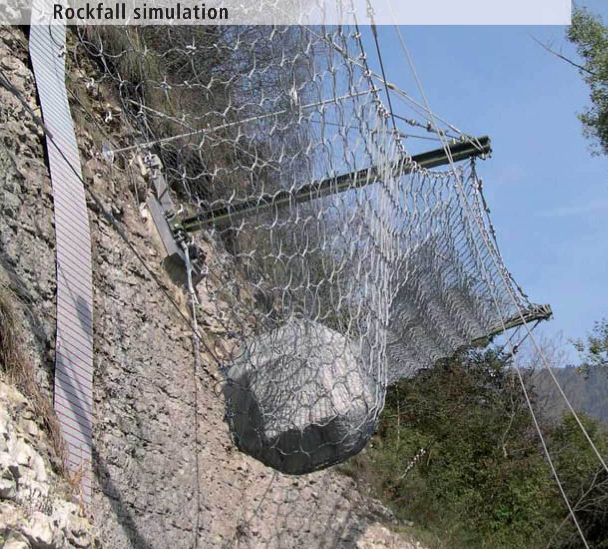Rockfall Protection