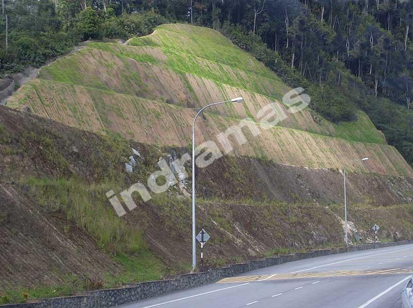 Slope Saver - Erosion Control