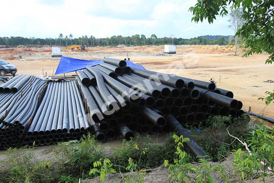 Tubosch HDPE Drainage Pipe