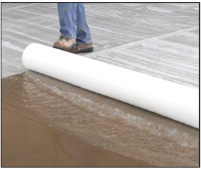Concrete Curing Blanket