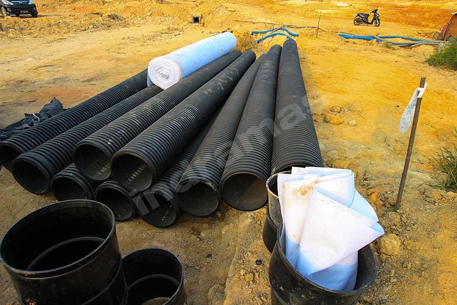 Tubosch Drainage Pipe