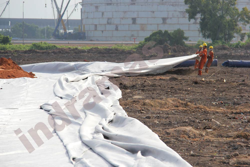 Other Geosynthetics Installation
