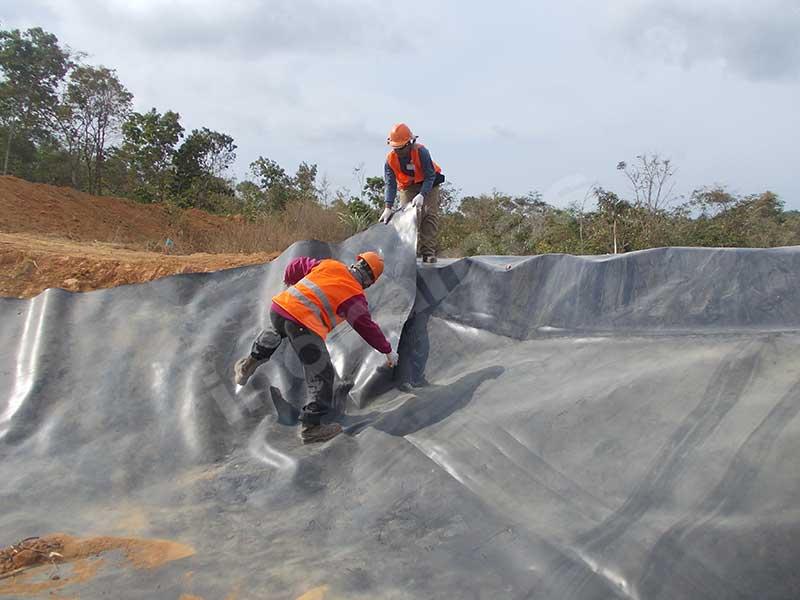 Geomembrane Installation Services