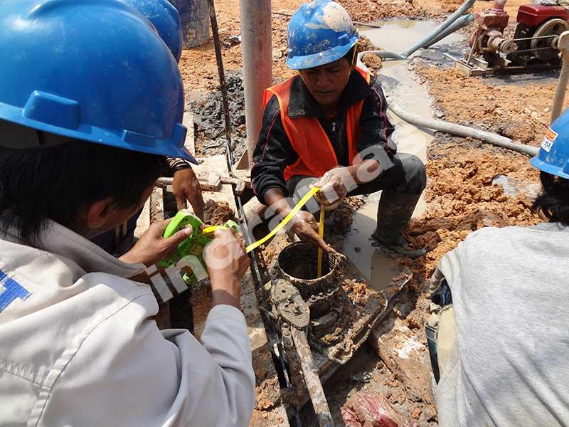 Soil Instrumentation Installation